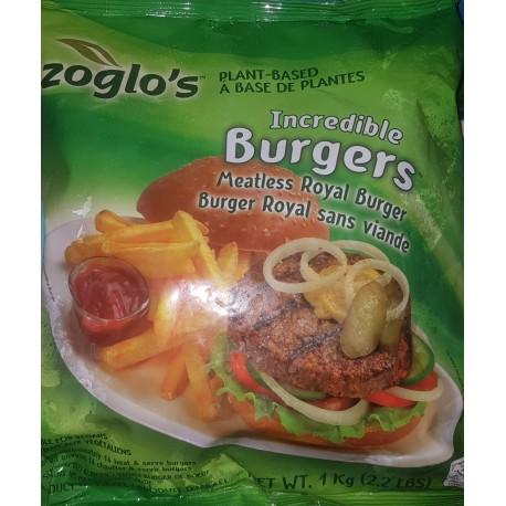 burger royal sans viande