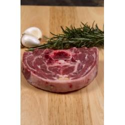 Steak COLLIER d'agneau