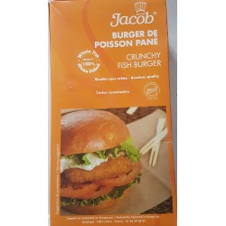 burger de poisson pana 500 gr